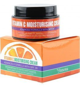 Annona Vitamin C Moisturising Cream with SPF 30 (15g)