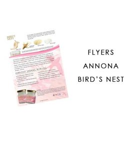 Flyers Annona Bird's Nest